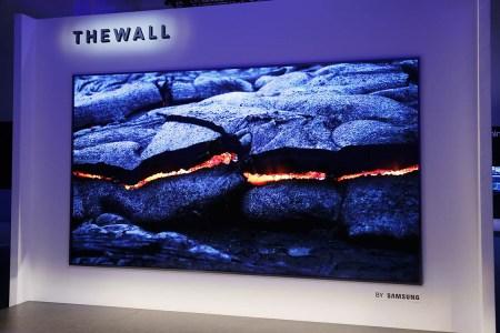 Samsung Wall