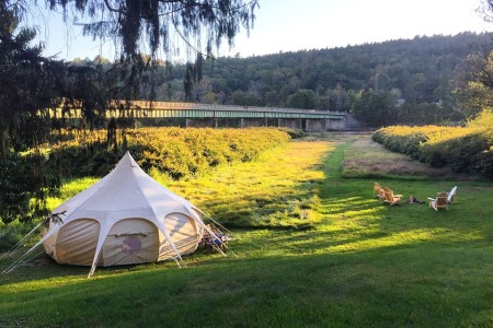 The Only 5-Star Campsite That Comes to You