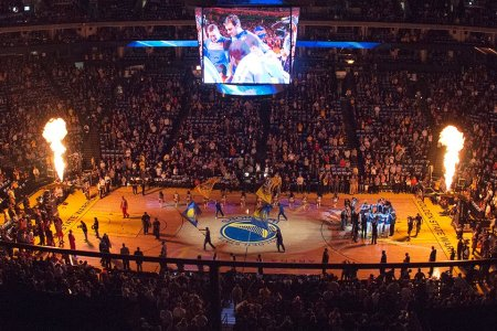 Wanna Pair Your Home's Lighting to an NBA Arena?