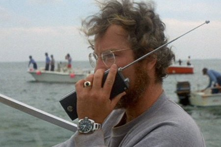 The Only 'Jaws' Spinoff Worth a Damn Is This Reproduction of Matt Hooper's Watch