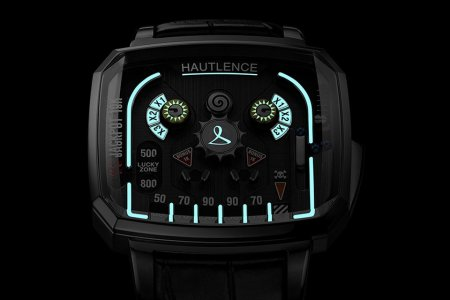 Ever Seen a Watch With a Functioning Pinball Machine Inside?
