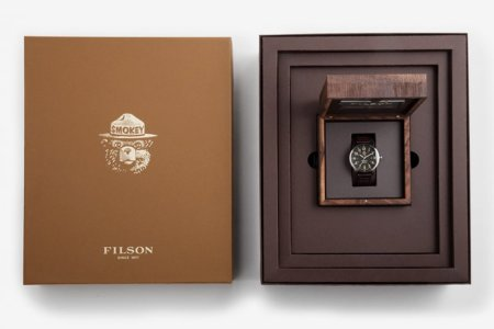 Filson's Smokey Bear Watch Collection Is, Dare We Say It, Fire