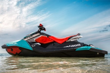 This Jet Ski's So Easy to Ride Your Nana Could Do Tricks on It