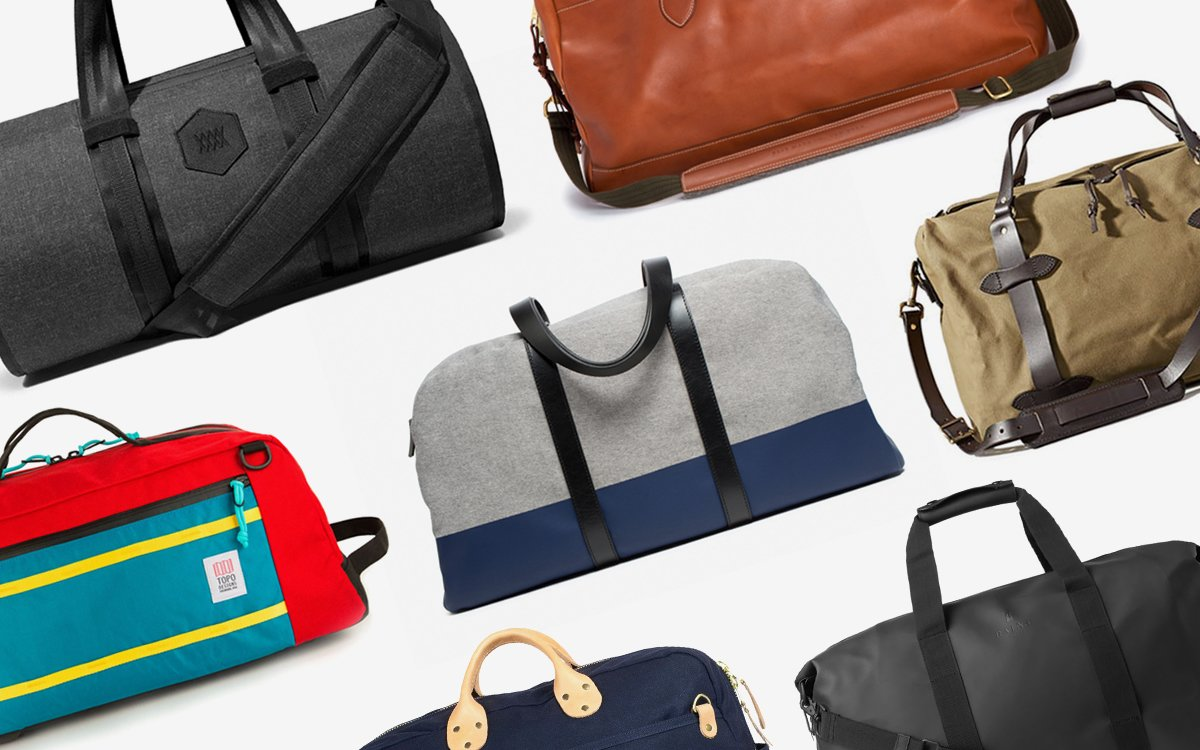 The Range: 10 Simple Weekenders for Traveling Light