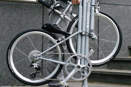 A Folding Bike That Won't Render You a Card-Carrying Dweeb