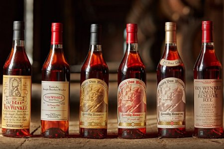 Pennsylvania's Annual Pappy Van Winkle Lottery Is Your Best Shot at Getting Some
