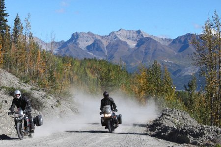 Meet Alaska. She'll Be Your Guide on the Motorcycle Trip of a Lifetime.