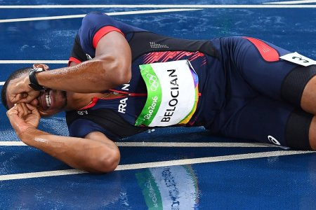 French Hurdler's Tearful Olympic Breakdown Will Make Anyone Cry