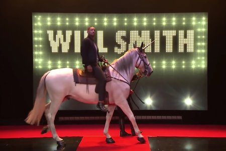Will Smith Made the Most Elaborate Tonight Show Entrance(s) Ever Last Night