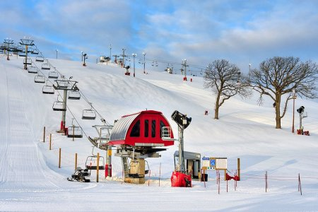 Five Reasons the New Wilmot Will Be the Midwest's First Great Ski Resort