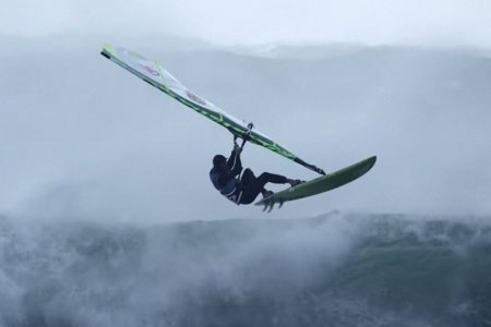 These Hurricane Windsurfers Are Alarmingly Stupid but Very Fun to Watch
