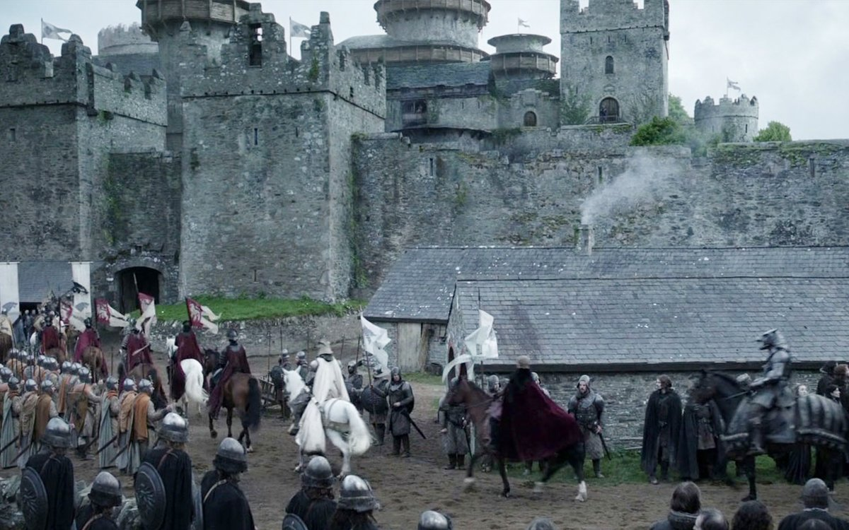 Winterfell Castle Is Hosting a Real-Life 'Game of Thrones' Festival