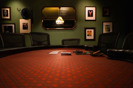 It's a Speakeasy With Tailors and Poker, Basically