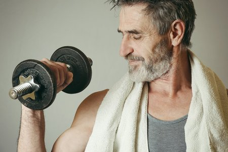 Why Lifting Weights Is Just as Critical to a Long Life as Cardio