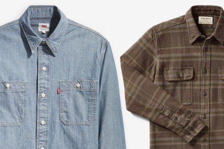 Six Variations on the Classic Work Shirt