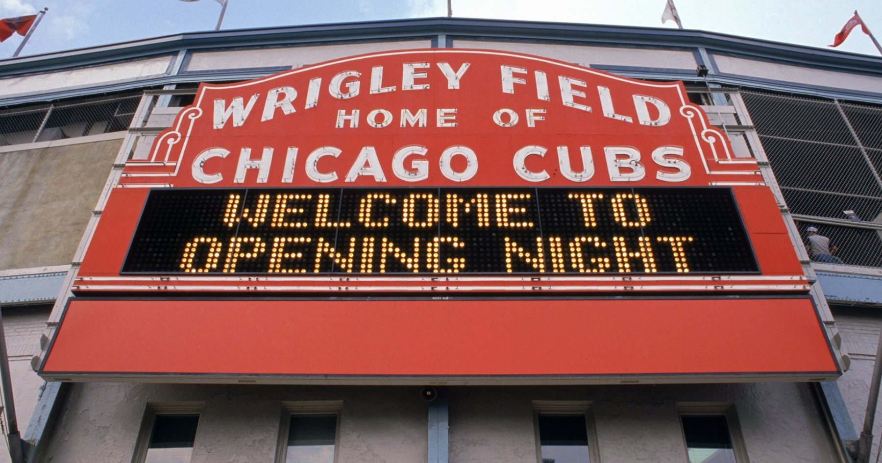 You've Never Seen Wrigley Like This Before