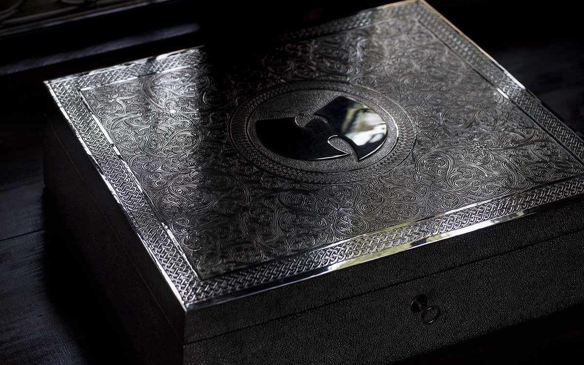 Human Garbage Disposal Martin Shkreli Shares Ultra-Rare Wu-Tang Album
