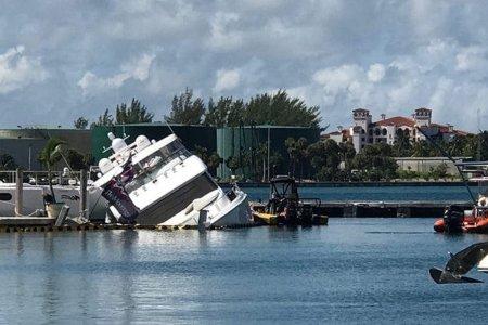 Florida Man Attempts Yacht Heist, Fails Gloriously