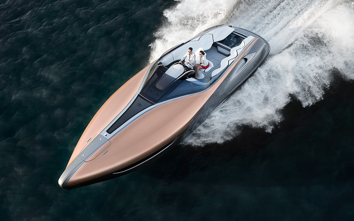 The Lexus Sport Yacht Is Lavish, but Has One Serious Flaw
