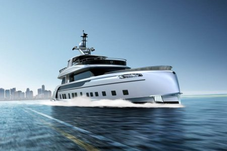 Here's the First Superyacht Designed by a Little Company Called Porsche