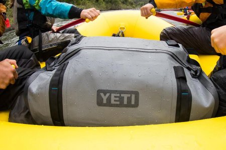 YETI Is About to Release a Submersible, Puncture-Proof Duffel Bag