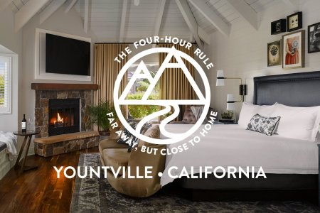 The 4-Hour Rule: Yountville