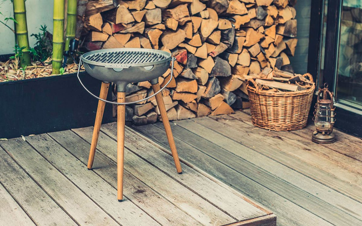 This New Breed of Cast Iron Cookware Doubles as a Fire Pit