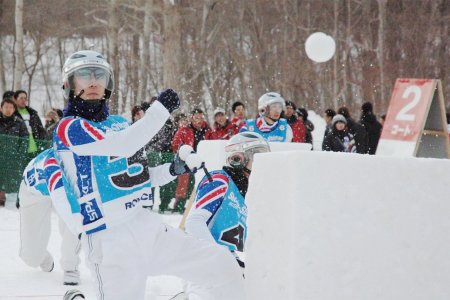 Snowball Fighting Is an Actual Sport, and One You Should Watch