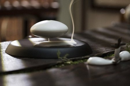What, You've Never Seen a Levitating Incense Diffuser?