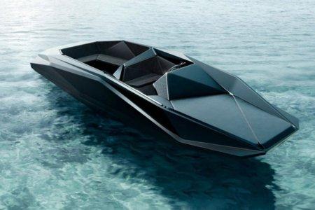 The Speedboat Zaha Hadid Built Is a 220HP Work of Art