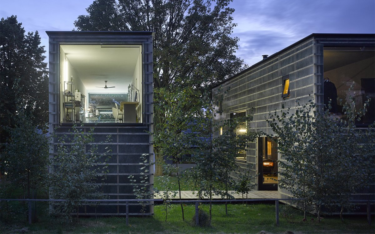This House Literally Forces Its Occupants to Have a Work/Life Balance