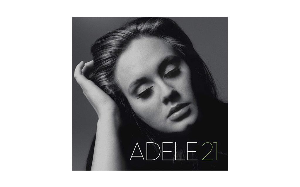 Adele 21 Vinyl