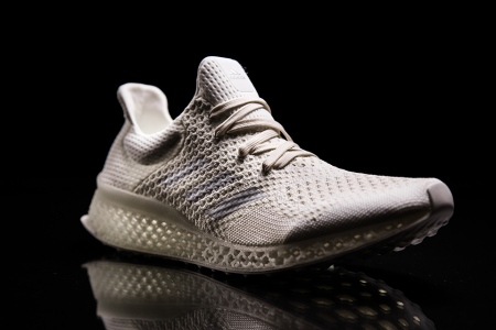 Adidas Steps into the World of 3D printing