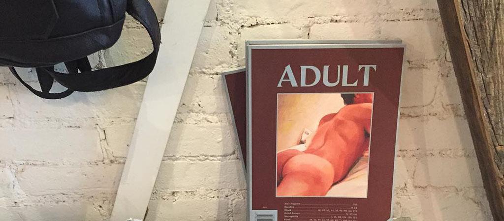 Adult Mag indie nude magazine