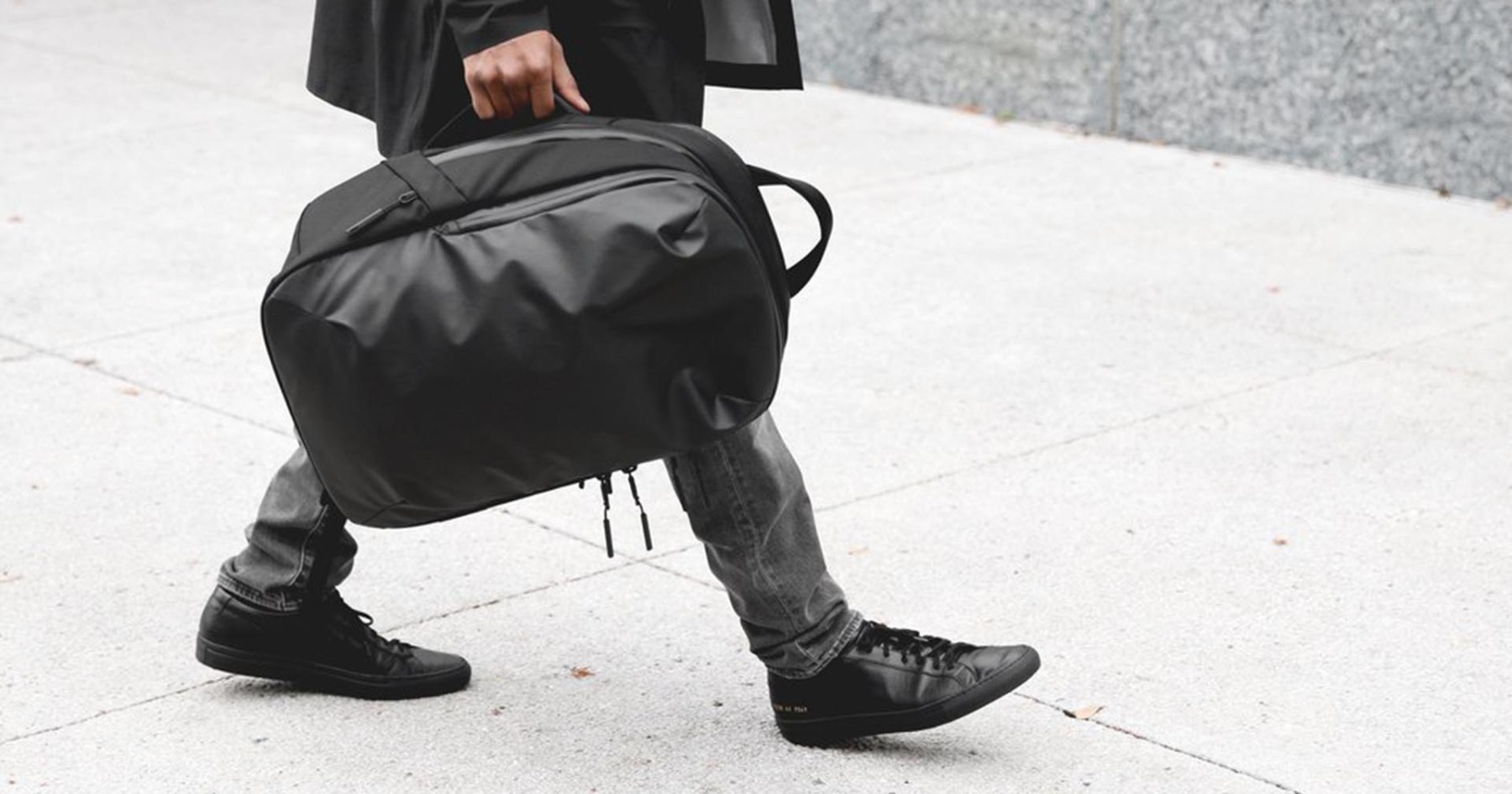 Aer's New Collection of Workaday Bags Is Bringing Sexy Back(packs)