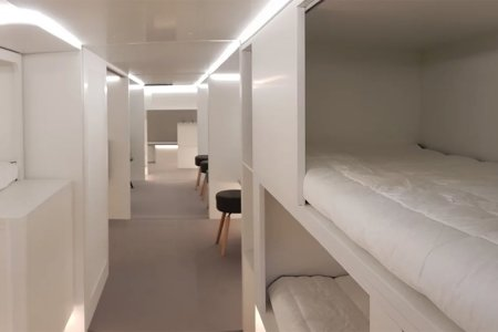 Airbus to Put Private Beds, Conference Rooms on the Lower Deck