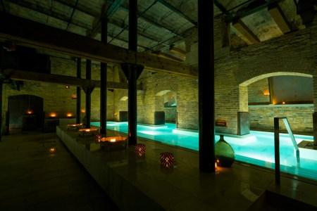 Aire Ancient Baths Is the Decadent Roman Bathhouse You Deserve
