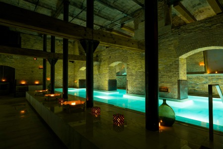 Aire Ancient Baths Is the Decadent Roman Bathhouse You Deserve