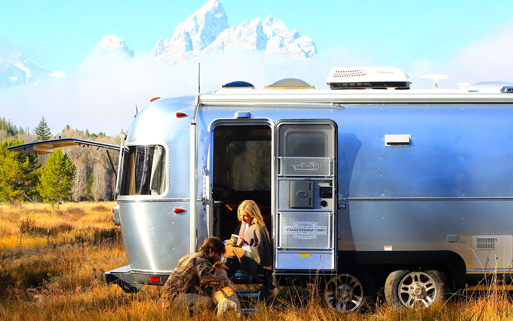 Airstream and Pendleton Debut a Limited-Edition Trailer