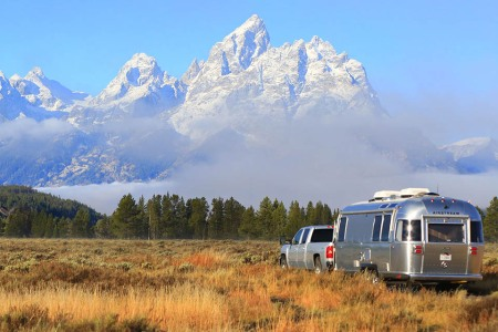 Airstream and Pendleton Debut a Beautiful Limited-Edition Trailer