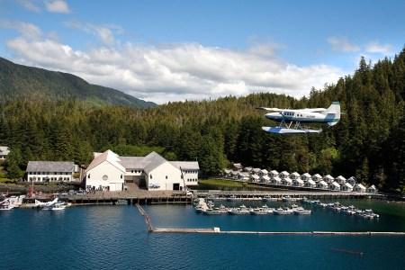Win a Four-Day, Three-Night Stay at Waterfall Resort in Alaska