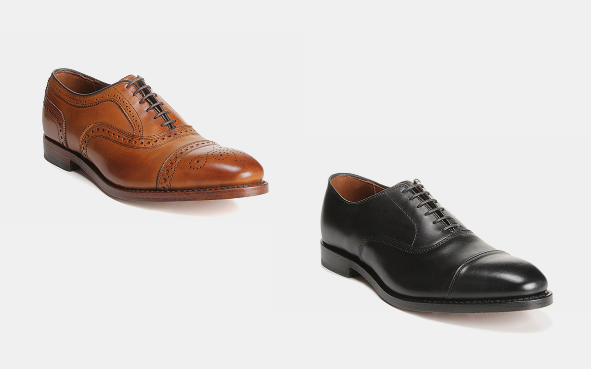 The Only Two Dress Shoes You'll Ever Need Are Currently 20% Off