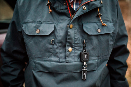 How the Once-Nerdy Anorak Became a Menswear Essential