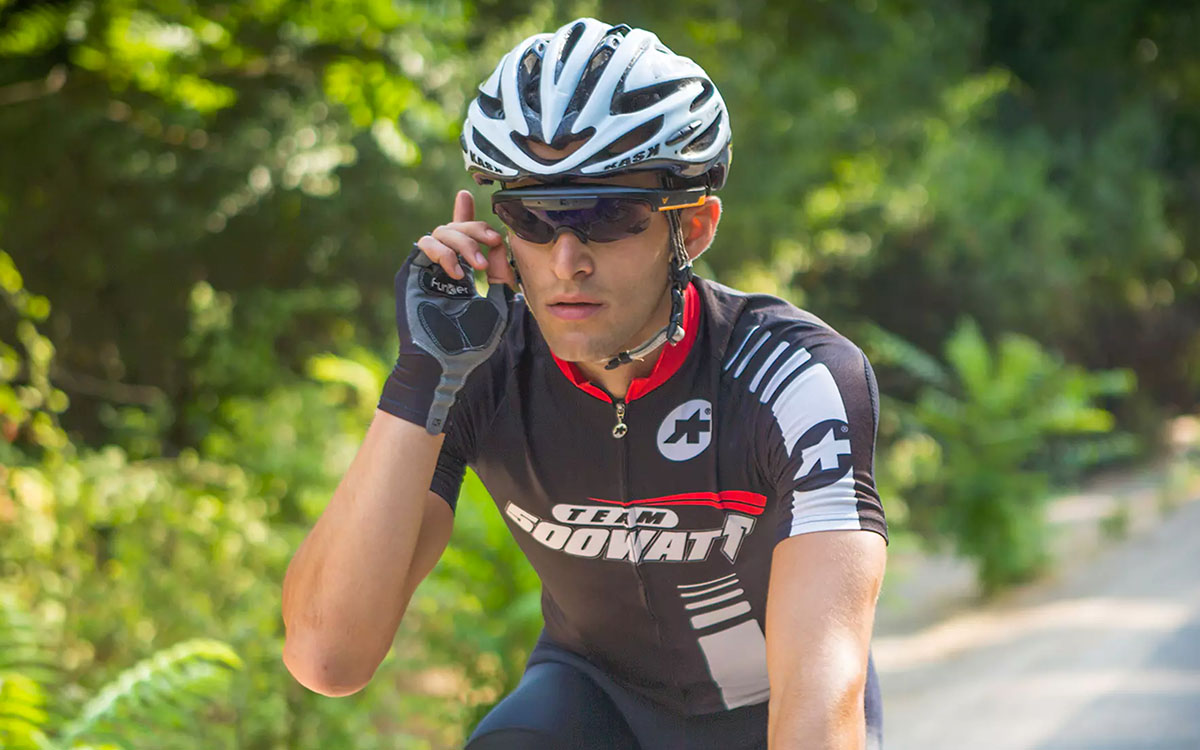 Jet Fighter Cycling Glasses Seek Testers
