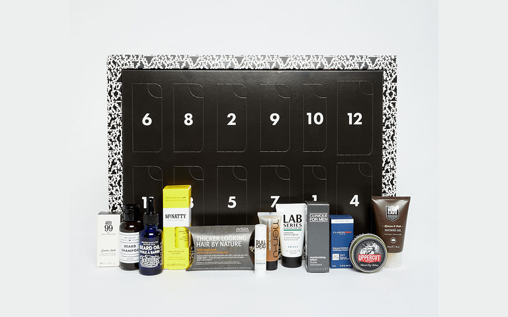 ASOS Grooming Advent Calendar