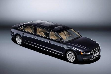 Audi Greenlights 21-Foot A8L Because Who Wants a Minivan?