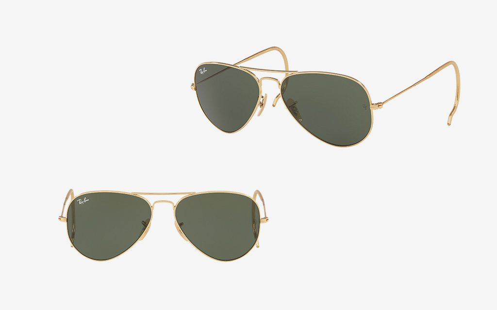 f5ed95921cb3f Ray-Ban Aviator Reloaded Sunglasses Limited Edition - InsideHook