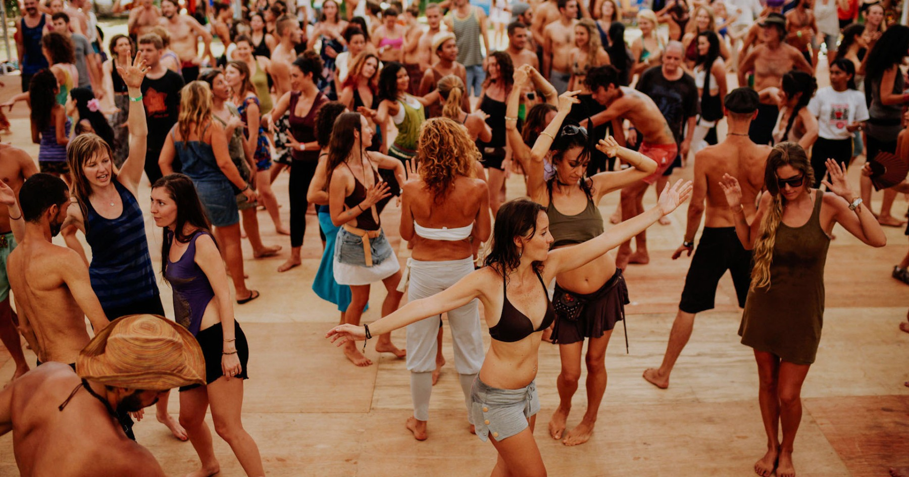 One Week Notice: The BaliSpirit Festival