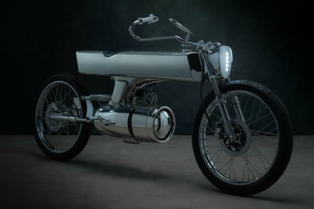 Bandit9's New Moto Is a Fully Functional Homage to Science Fiction