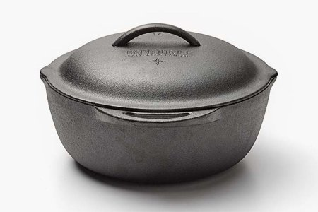 Need a Cast-Iron Upgrade? Barebones' Dutch Ovens Are Almost 50% Off.
